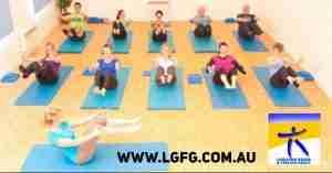 Pilates Penrith March17