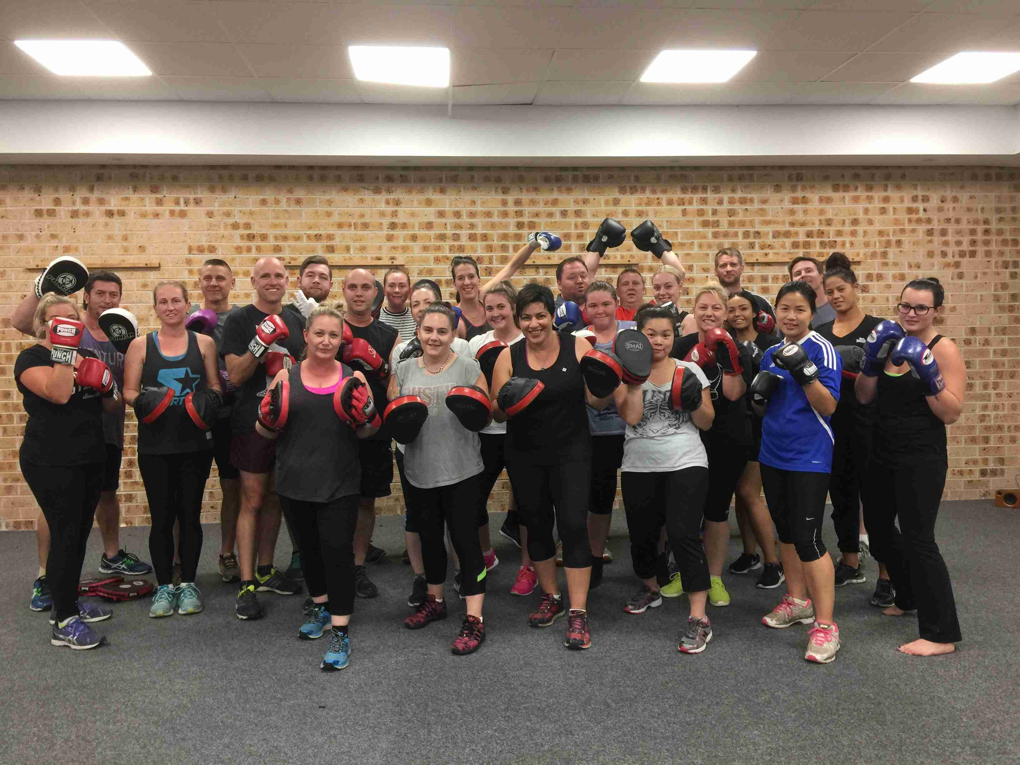 Kick Boxing Penrith